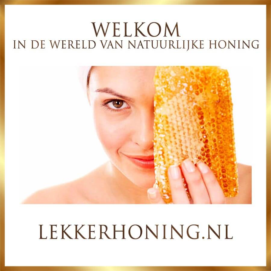 Natural raw honey, delicacies and Propolis from Lekkerhoning