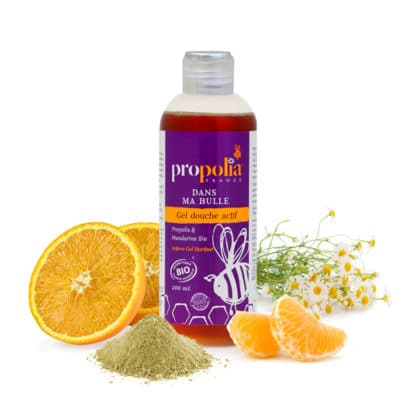 Want to buy active shower gel with propolis and mandarin? - Lekkerhoning.nl