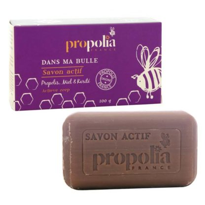 ACTIVE SOAP WHOLE BEEHIVE IN YOUR HAND
