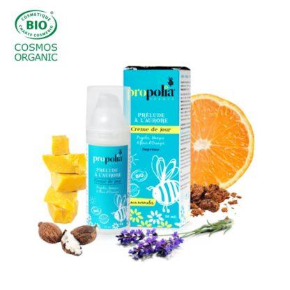 Day cream normal skin Organic - Lekkerhoning.nl