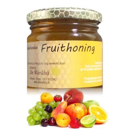 FRUITHONING LEKKERHONING.NL