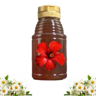 WILDFLOWER HONEY IN PINCH BOTTLE - CONVENIENT, DELICIOUS AND HEALTHY