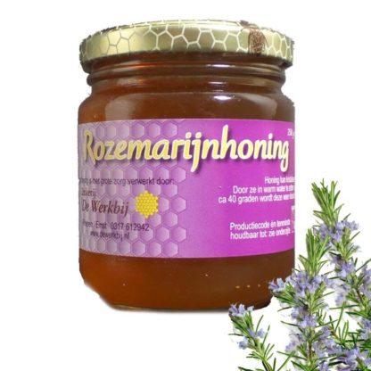 ROZEMARIJNHONING VAN DE IMKER - LEKKERHONING.NL