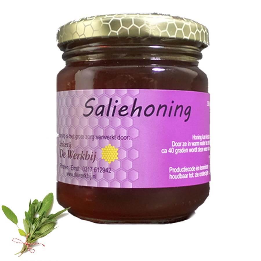 SALIEHONING VAN DE IMKER - LEKKERHONING.NL