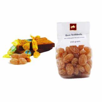 BEE-Babbels Honingsnoepjes - Lekkerhoning.nl