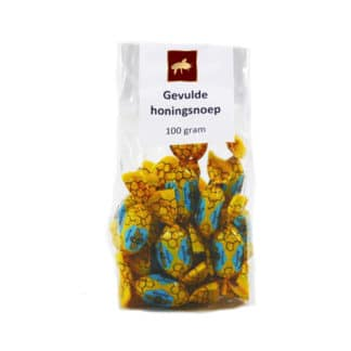 Bonbons with real honey from the beekeeper - Order online at Lekkerhoning.nl