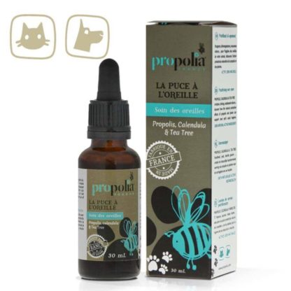 ANIMAL CARE EAR DROPS WITH PROPOLIS