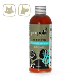 ANIMAL PET SHAMPOO WITH PROPOLIS AND HONEY