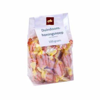 Honey candy with vitamin C - Lekkerhoning.nl