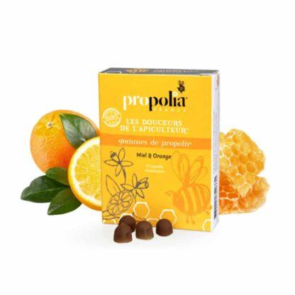 Propolispastilles met sinaasappel - Lekkerhoning.nl
