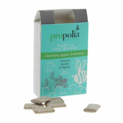 Kauwgom propolis pepermunt