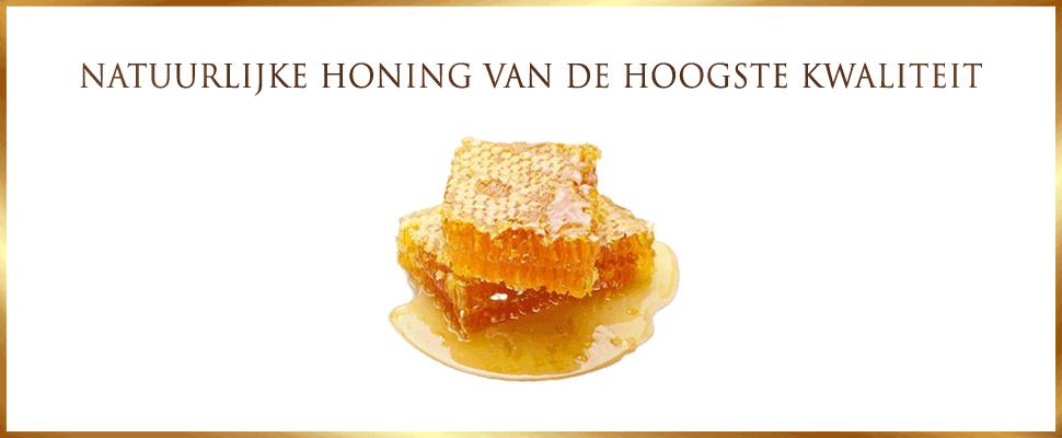 Natuurlijke rauwe honing direct van de imker en van hoogste kwaliteit