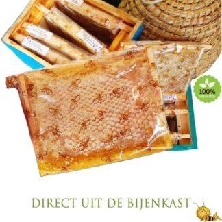 BESTE NEDERLANDSE RAUWE HONING VAN DE IMKER - LEKKERHONING.NL