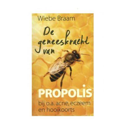 Boek ''Geneeskracht van propolis'' Bestellen op Lekkerhoning.nl