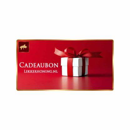 CADEAUBON LEKKERHONING.NL