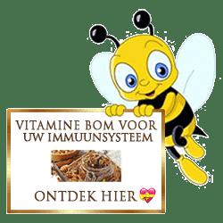vitaminebom van Lekkerhoning.nl