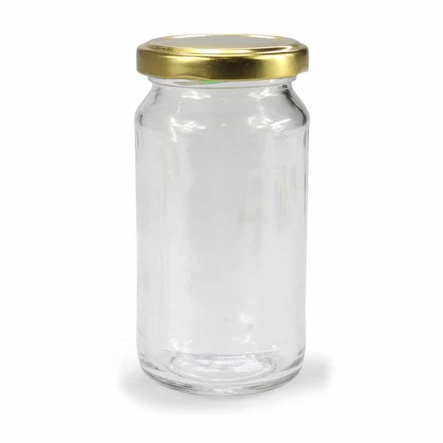 GLAZEN POT BOBINE - 315 ml EUROPESE KWALITEIT