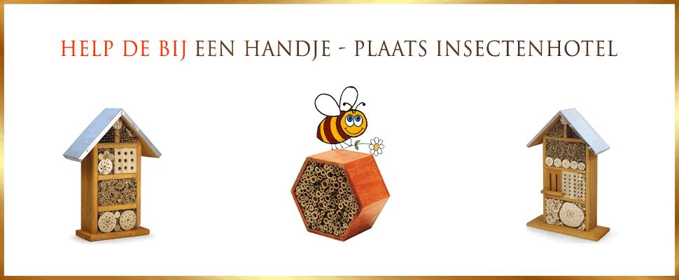 insectenhotel Lekkerhoning.nl