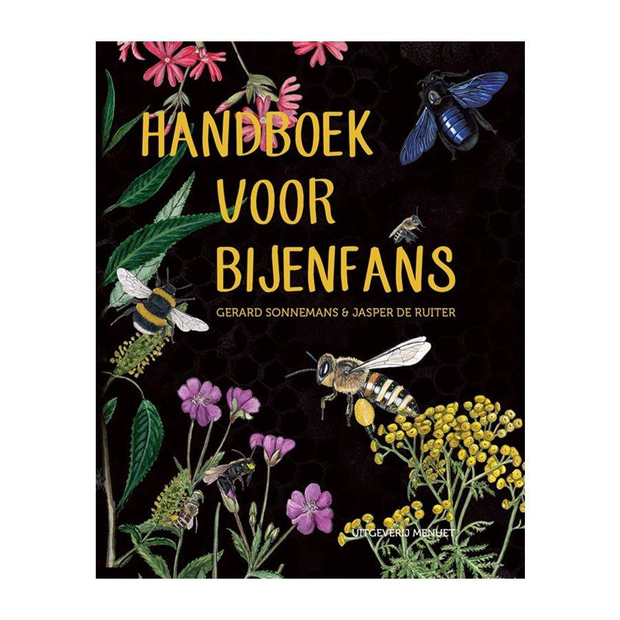 HANDBOEK VOOR BIJENFANS door Gerard Sonnemans - LEKKERHONING.NL