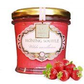 Honing-souffle-Wilde Aardbeien-LEKKERHONING.NL