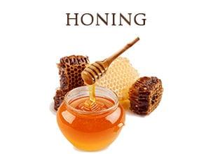 Rauwe honing kopen Organische honing kopen koninginnegelei puur bestellen