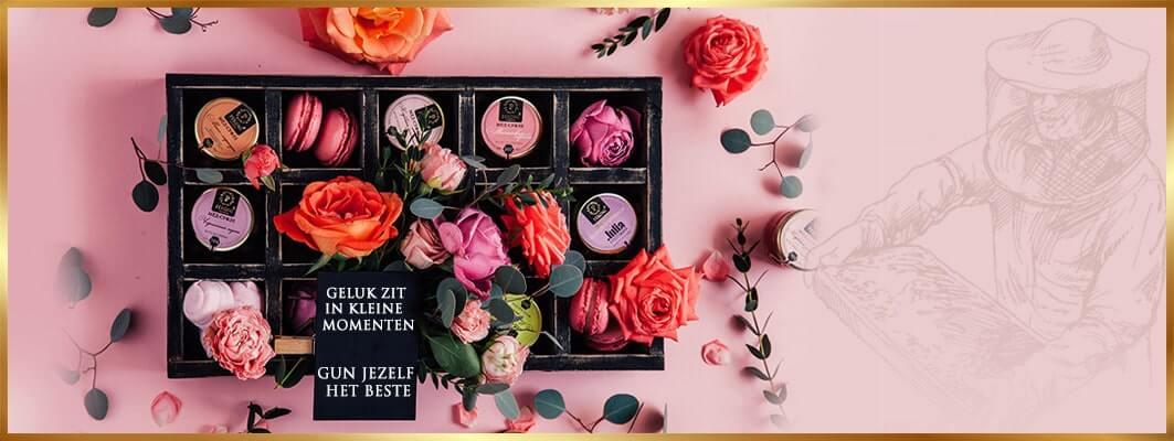 Honing-souffle Perfecte cadeau voor elke gelegenheid - Lekkerhoning.nl