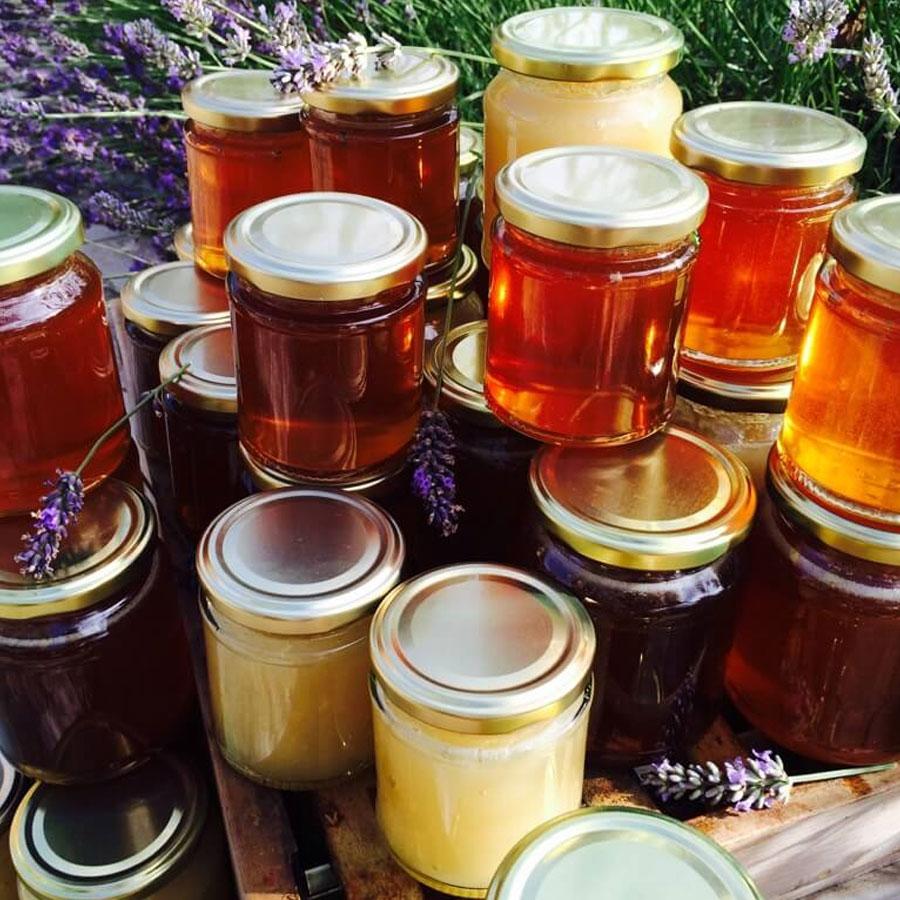Het Lekkerste proefpakket honing - Lekkerhoning.nl