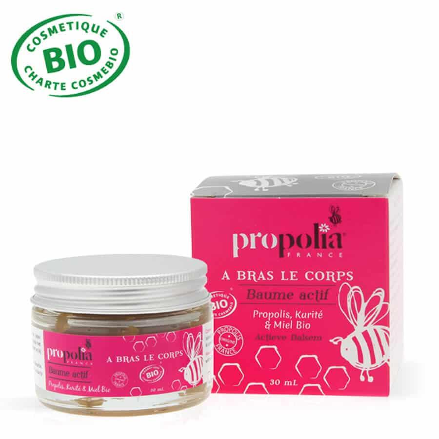 Honingzalf Bio - actieve genezende balsem met honing en propolis