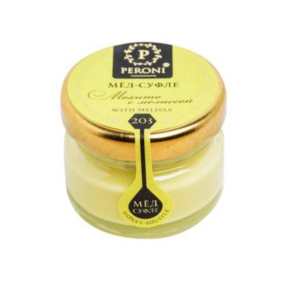 Honing Souffle Mint en Lime - Lekkerhoning.nl