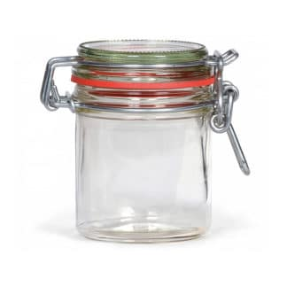 weck storage jar 125 ml tray of 6 pieces - Lekkerhoning.nl