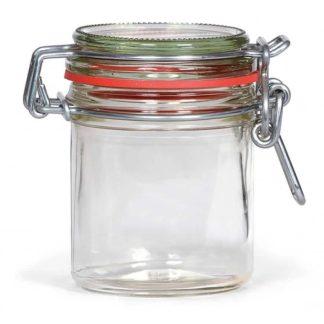 weck storage jar 167ml tray of 6 pieces - Lekkerhoning.nl