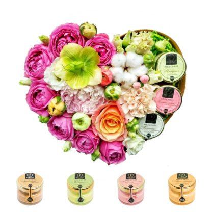 Honing Souffle cadeau set - bestel online bij Lekkerhoning.nl