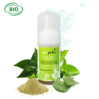 Buy facial cleansing foam Bio? - Lekkerhoning.nl
