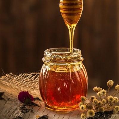 honey sore throat